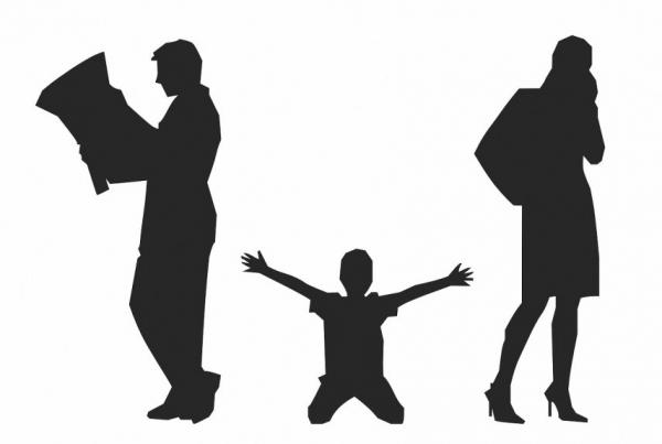 Как грамотно объяснить ребенку, что родители разводятся